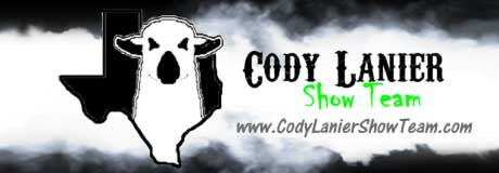 Cody Lanier Show Team