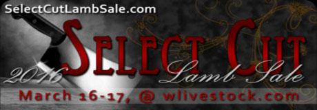 Select Cut Lamb Sale